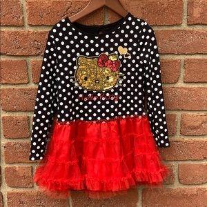Hello kitty girls Dress